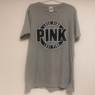 ヴィクトリアズシークレット(Victoria's Secret)のVictoria's Secret PINK tshirt(Tシャツ(半袖/袖なし))