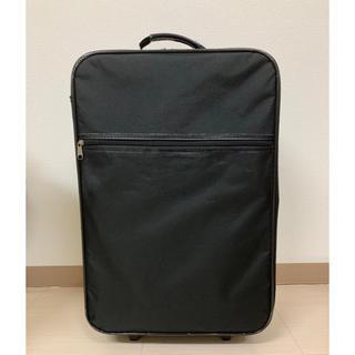コムサイズム(COMME CA ISM)の【美品】コムサイズム スーツケース ビジネスバッグ 出張用 黒(トラベルバッグ/スーツケース)
