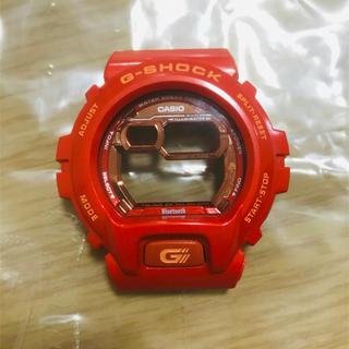 ジーショック(G-SHOCK)のG-Shock gbx-6900B Jellyオレンジ 【ケースのみ】(腕時計(デジタル))
