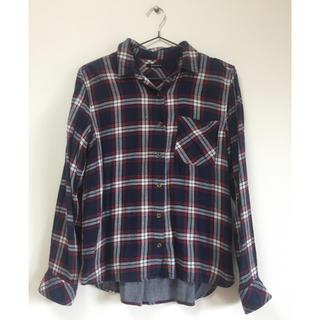 ローズバッド(ROSE BUD)のローズバッドチェックシャツ(シャツ/ブラウス(長袖/七分))