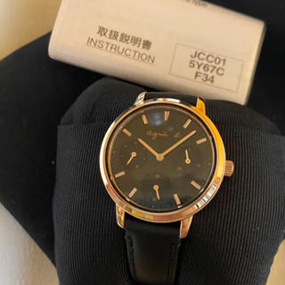 アニエスベー(agnes b.)のアニエスベー時計(腕時計)