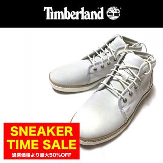 ティンバーランド(Timberland)の【新品】Timberland ハイカットスニーカー UK7 W(スニーカー)