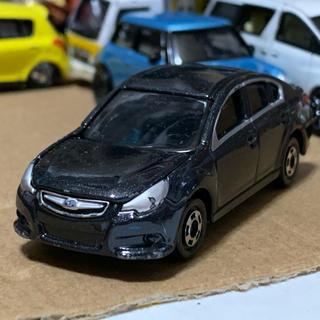 スバル レガシィ b4 セダン ミニカー トミカ ジャンク (ミニカー)