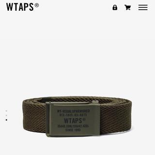 ダブルタップス(W)taps)のWTAPS GIB / BELT / ACRYLIC  ベルト 最後(ベルト)