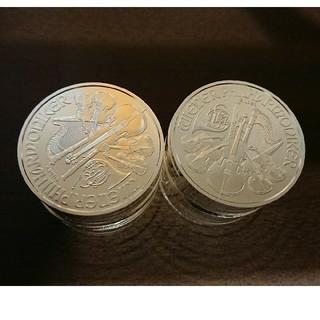 2020 ウィーン銀貨 1オンス 20枚 ①