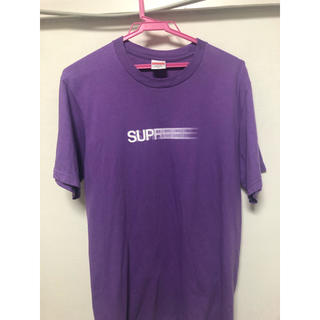 Supreme - セットSupreme Motion Logo Tee  マイブロ