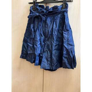 PROPORTION BODY DRESSING - プロポーションボディドレッシング デニム風ショートパンツ