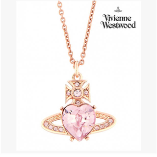 Vivienne Westwood - ヴィヴィアン ハート ネックレス