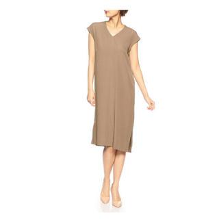 BARNEYS NEW YORK - vネックドレス