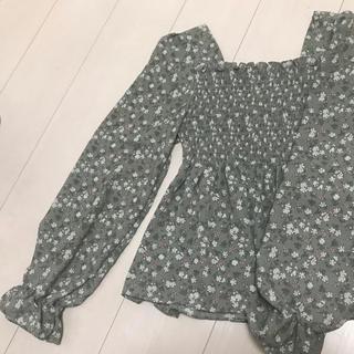 フーズフーチコ(who's who Chico)のカットソー(Tシャツ/カットソー(七分/長袖))