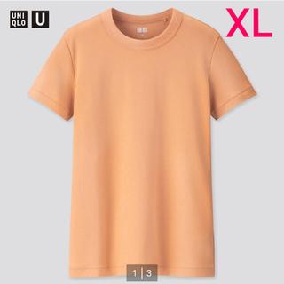 ユニクロ(UNIQLO)のユニクロ クルーネック Tシャツ(Tシャツ(半袖/袖なし))