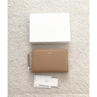 トゥモローランド(TOMORROWLAND)のVASIC Round mini ミニ財布 コインケース カードケース(財布)