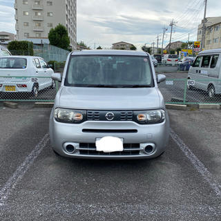 ニッサン(日産)の日産 キューブ 平成24年式 低走行 美車(車体)
