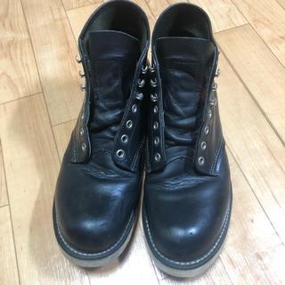 レッドウィング(REDWING)のRED WING 8165 6inch CLASSIC PLAIN TOE(ブーツ)