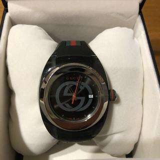 Gucci - グッチ腕時計 GUCCI SYNC XXL YA137101