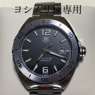 TAG Heuer - TAG heuerフォーミュラ1キャリバー5 美品‼️✨再値下げ‼️✨