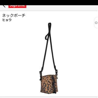 Supreme - Supreme 値下げ neck pouch