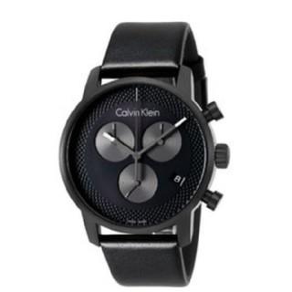 カルバンクライン(Calvin Klein)の新品 Calvin Klein カルバンクライン City クォーツクロノグラフ(腕時計(アナログ))