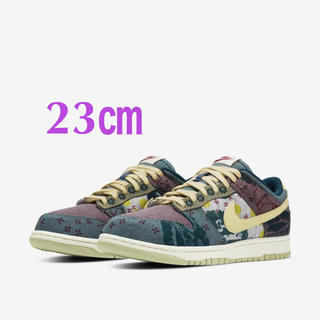 ナイキ(NIKE)のnike  dunk low sp community garden(スニーカー)