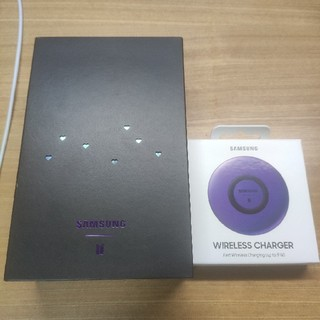 SAMSUNG - 【特典付】Galaxy Buds+ BTS Edition ワイヤレス充電器付き
