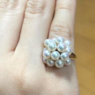 あこや真珠パール リング  (リング(指輪))