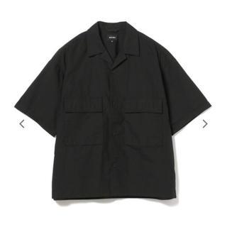 ビームス(BEAMS)のBEAMS ビッグポケット タイプライター 半袖シャツ(シャツ)