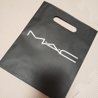 マック(MAC)のMACの紙袋(ショップ袋)