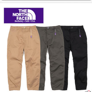 THE NORTH FACE - Stretch Twill WideTapered Pants NT5052N