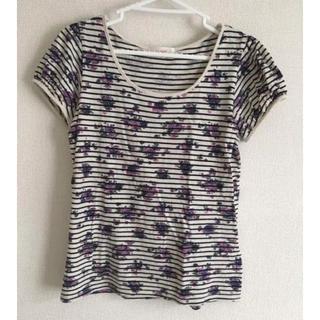 アースミュージックアンドエコロジー(earth music & ecology)の夏物SALE Tシャツ2点セット(Tシャツ(半袖/袖なし))