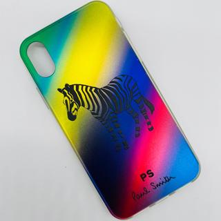 ポールスミス(Paul Smith)のポールスミス  Paul Smith スマホケース iPhone x xs 黒(iPhoneケース)