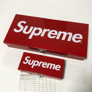 シュプリーム(Supreme)のSupreme Storage Metal Box Large Smallセット(その他)