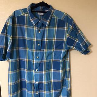 コロンビア(Columbia)のColumbia 半袖シャツ メンズLサイズ(シャツ)