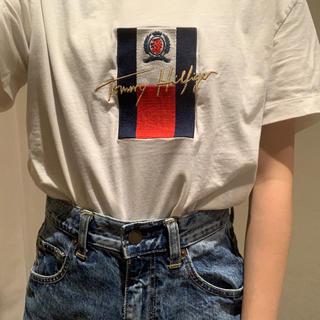 TOMMY HILFIGER - トミーヒルフィガー tommy ヒルフィガーコレクション Tシャツ