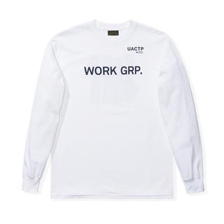 アンディフィーテッド(UNDEFEATED)のUNDEFEATED UACTP WORK GRP #001 L/S TEE(Tシャツ/カットソー(七分/長袖))