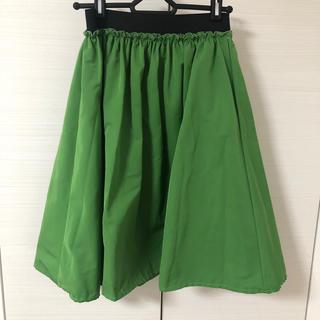 lilly lynque グリーン スカート 未使用