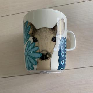 マリメッコ(marimekko)のmarimekko マリメッコ カウニスカウリス マグカップ 廃盤品(食器)
