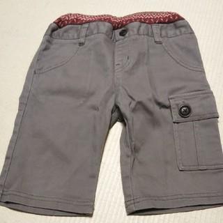 フーセンウサギ(Fusen-Usagi)のハーフパンツ カーゴパンツ 半ズボン 110サイズ(パンツ/スパッツ)