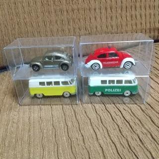 フォルクスワーゲン(Volkswagen)のトミカ ワーゲン マジョレット ワーゲン ワーゲンバス ビートル(ミニカー)