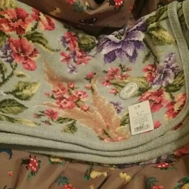 FEILER(フェイラー)の新品未使用フェイラー ひざ掛け レディースのファッション小物(その他)の商品写真