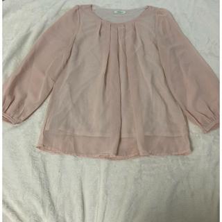 スーツカンパニー(THE SUIT COMPANY)のブラウス トップス スーツ(シャツ/ブラウス(長袖/七分))