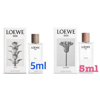 LOEWE - LOEWE 001 MAN WOMAN EDP セット