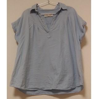 レディース半袖シャツ(シャツ/ブラウス(半袖/袖なし))