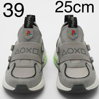 ZARA - *人気完売商品*ZARA PlayStation コラボ スニーカー