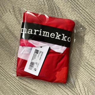 マリメッコ(marimekko)の新品未開封✰マリメッコ エコバッグ ウニッコ レッド(エコバッグ)