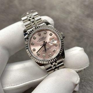 即購入OK !!ロレックス レディース 腕時計