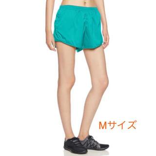 アツギ(Atsugi)の新品 アツギ   UVカットショートパンツ トレーニングパンツ M グリーン(トレーニング用品)