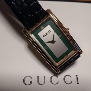 Gucci - グッチ 腕時計 2600 M 男女兼用 保証書&箱あり GUCCI アクセサリー