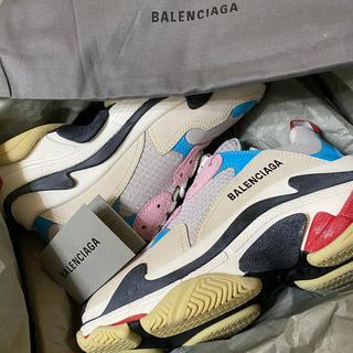 バレンシアガ(Balenciaga)の✨❣️新品バレンシアガ トリプルSシューズ✨❣️(スニーカー)