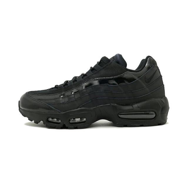 NIKE(ナイキ)の【新品】エアマックス95 ブラック/ブラック 24cm レディースの靴/シューズ(スニーカー)の商品写真