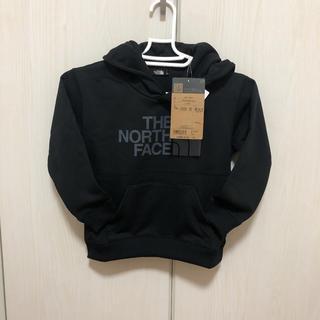 THE NORTH FACE - ノースフェイス ブロックドスウェットフーディ 110cm